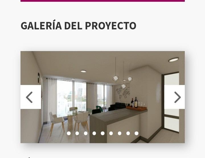 cedo apartamento  en proyecto robles de bella suiza