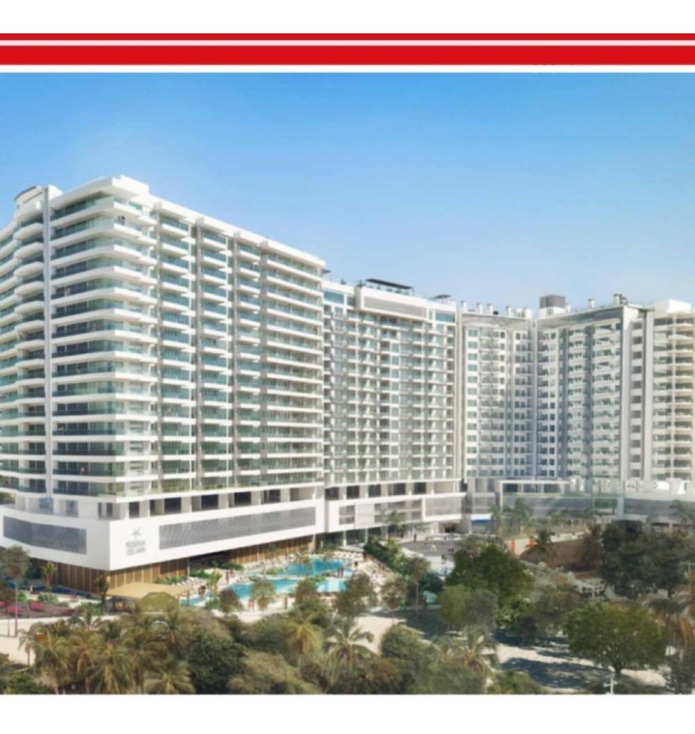 cedo inversión-venta o permuta apartamento en santa marta