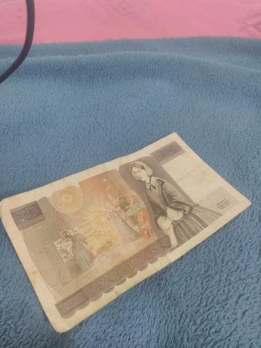 cédula 10 libras ( ten pounds )