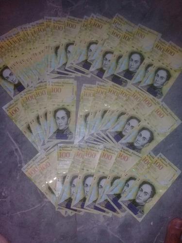 cedula 100000 bolivares mbc
