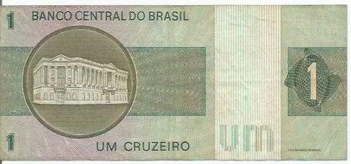 cédula brasil cruzeiro