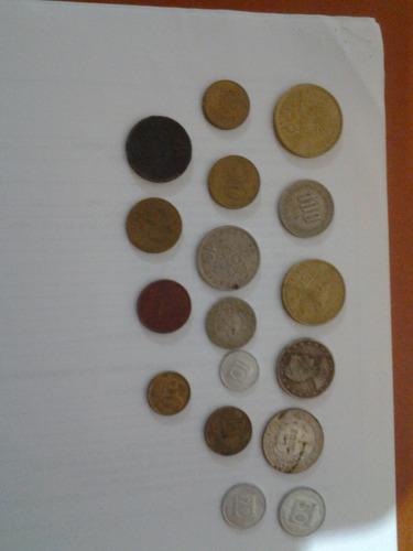 cedulas e moedas antigas