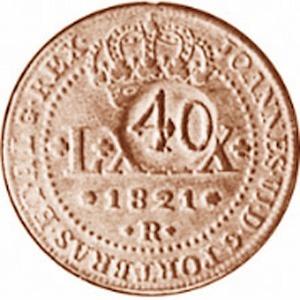 cédulas réis, moedas