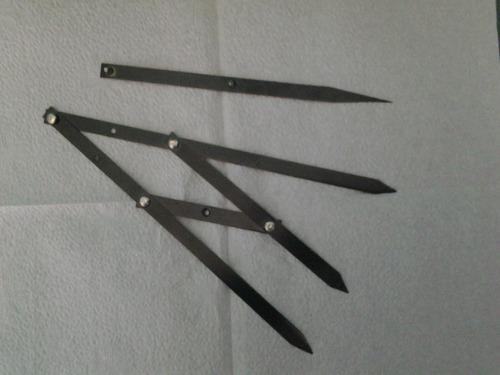 cejas compas para medir cejas, micropigmentacion