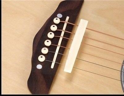 35bb041e2df94 Cejilla Nut Hueso Para Puente De Guitarra Acústica -   15.00 en ...