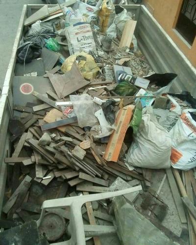 cel 980 611 126 mudanzas y eliminación de desmonte barato