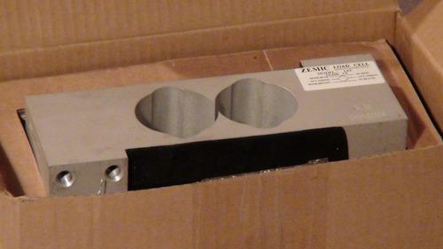 celda de carga para romana 300 kgs techmatics