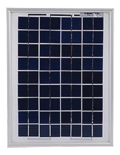 celda panel solar 10w sistema 12v epcom pro1012 puebla