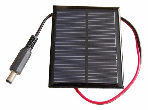 celda solar (solar cell) marca monocrystalline 7.2v - 200ma