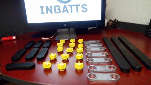 celdas para baterias de montacargas electricos