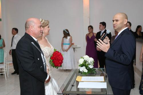 celebrante para casamentos e festas