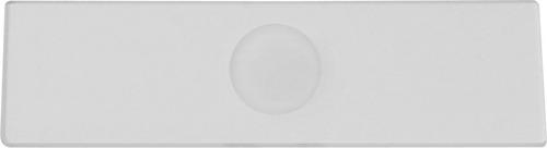 celestron 44417 blank concave slides caja con 50 piezas