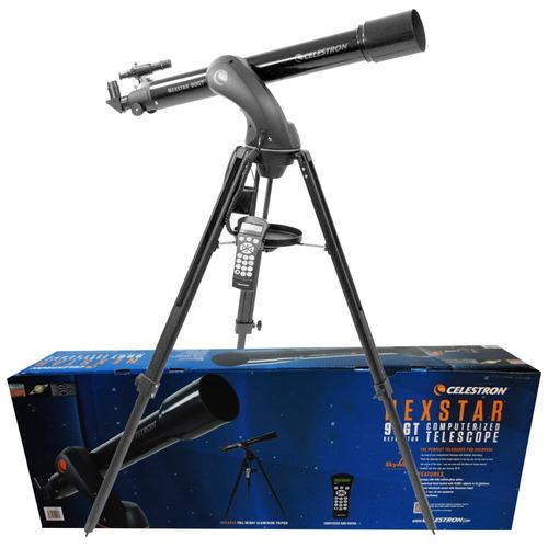 celestron nexstar 90gt refractor telescopio computarizado