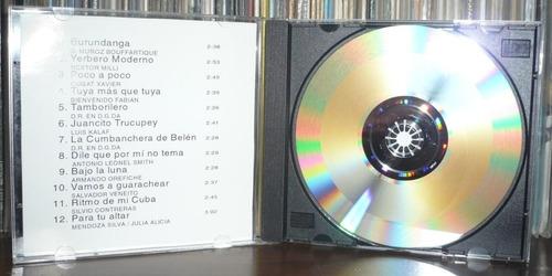 celia cruz cd album de oro