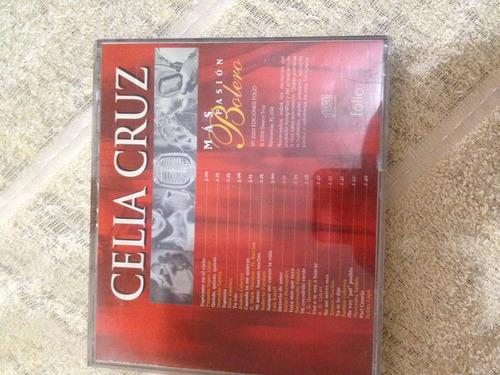 celia cruz disco compacto edicion mexicana