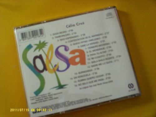 célia cruz - salsa - cd excelente