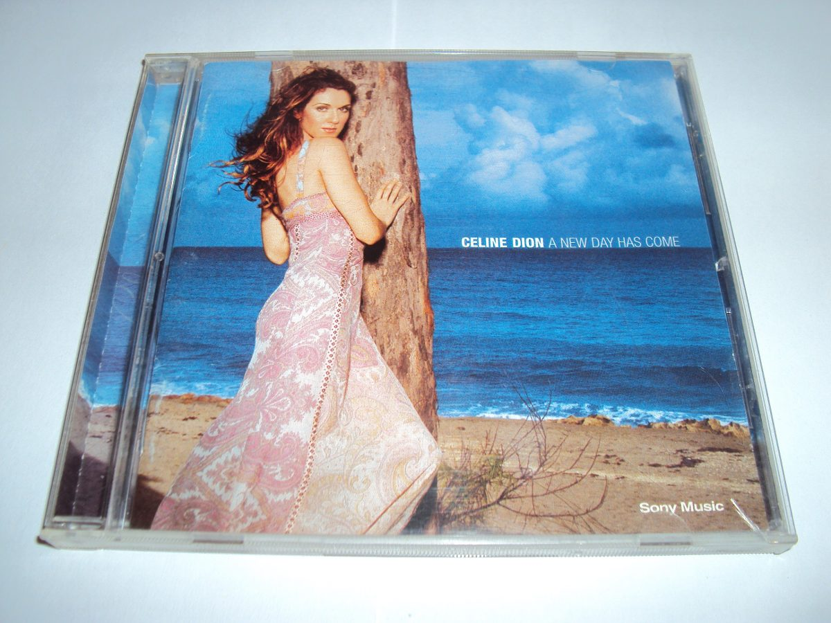 cd celine dion a new day has come gratis