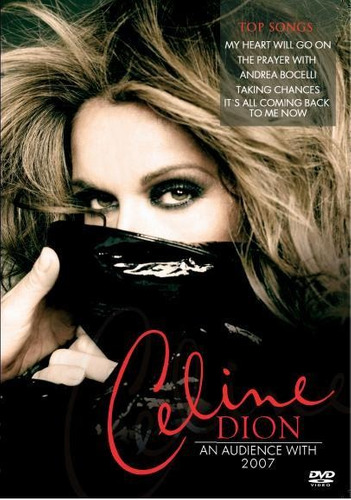 celine dion - an audience with 2007