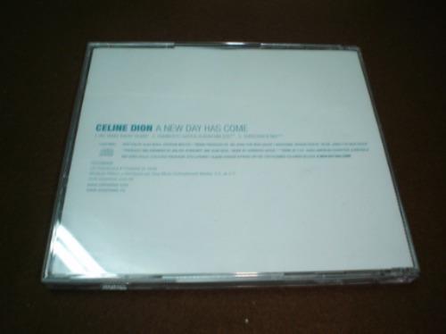 celine dion - cd single - a new day has come bim