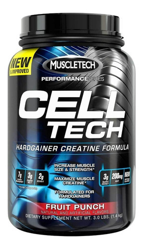 cell tech 3lbs de muscletech