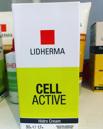 cellactive hidro cream lidherma