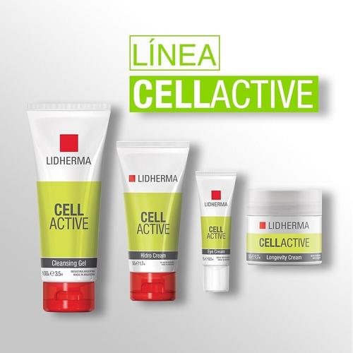 cellactive longevity cream lidherma
