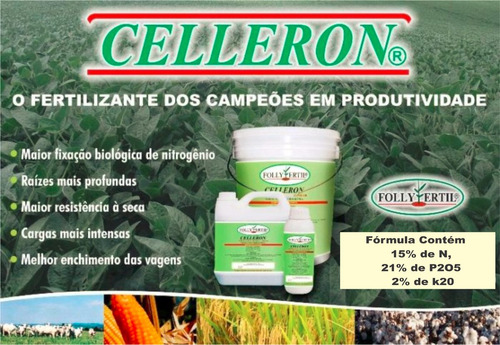 celleron fertilizante galão de 5 litros frete gratis