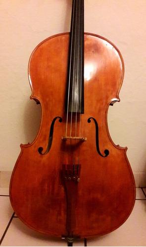 cello violoncello violonchelo de autor. europeo.