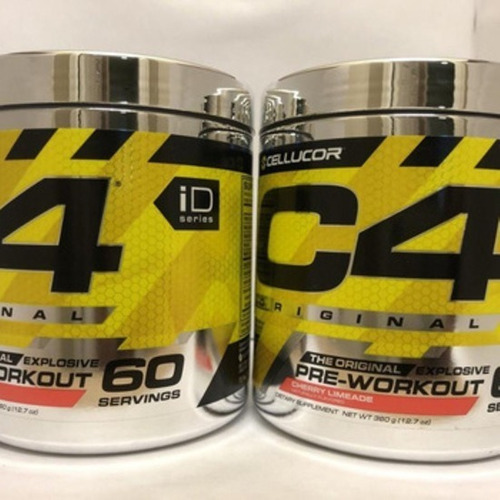 cellucor c4 original preworkout 120 servings cherry