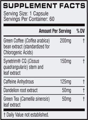 cellucor super ultra hd (60 capsulas)