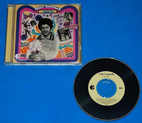 celly campello - anos 60 - cd - 2002