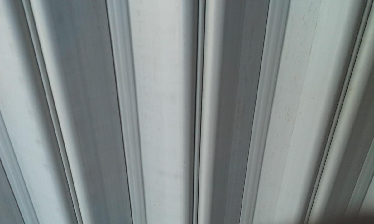 Celosias en pvc plegables para ventana nuevas color blanco - Celosias para ventanas ...