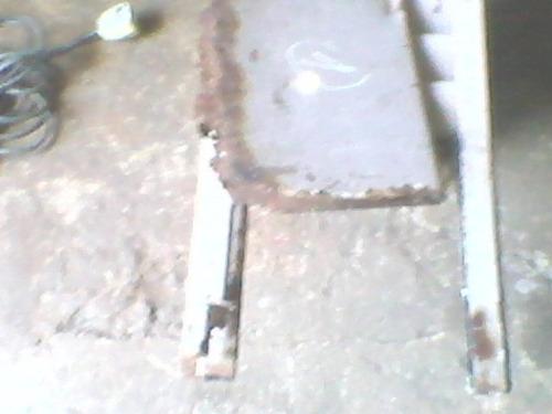 celosias reparaciones. de hierro antiguas