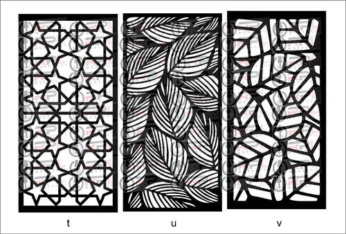 Celos as y paneles decorativos en mdf 9mm en - Paneles decorativos ikea ...