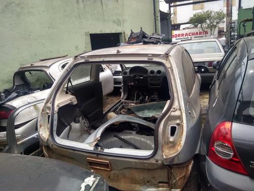 celta 2007 2 portas sucata para retirada de peças