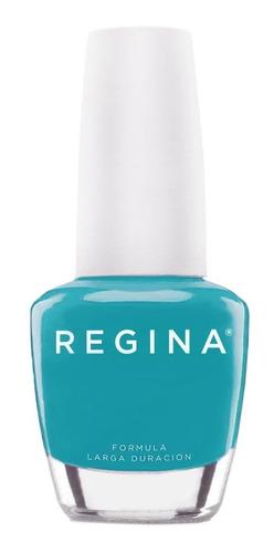 celta | esmalte de larga duración color aguamarina regina