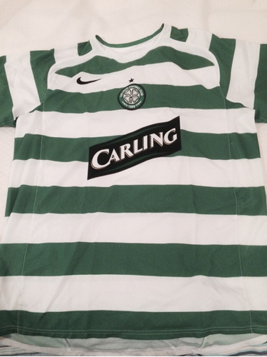 celtic de escocia, talla l, impecable, conversable