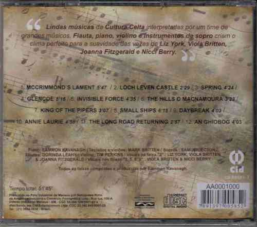celtic spirit - música e sonho liz yourk viola britten