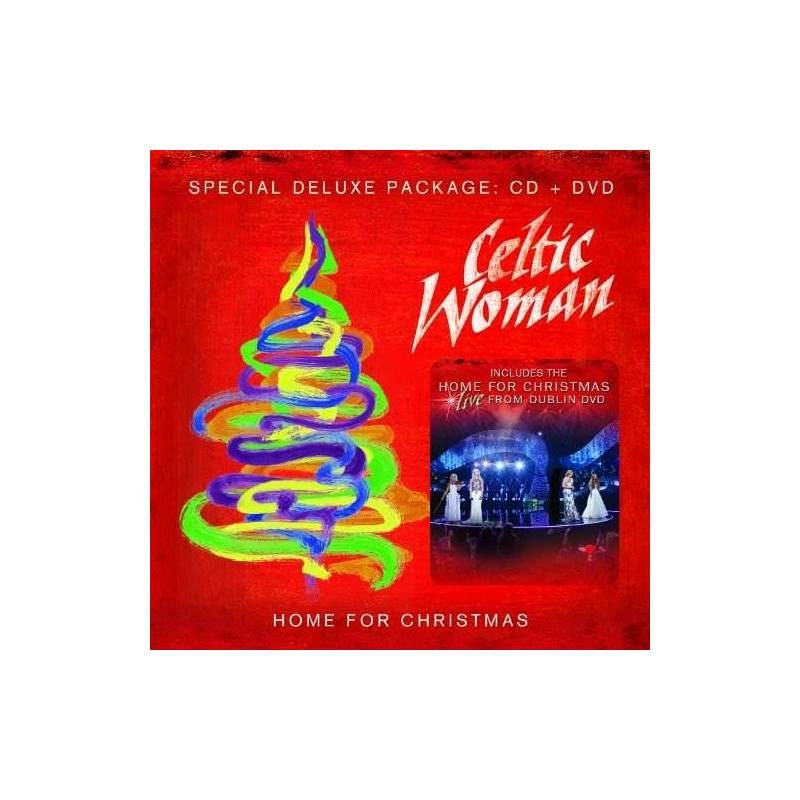 celtic woman home for christmas live from dublin cd dvd cargando zoom - Celtic Woman Home For Christmas
