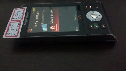 celular 1chip sony w910i so pega a vivo. envio td.brasil
