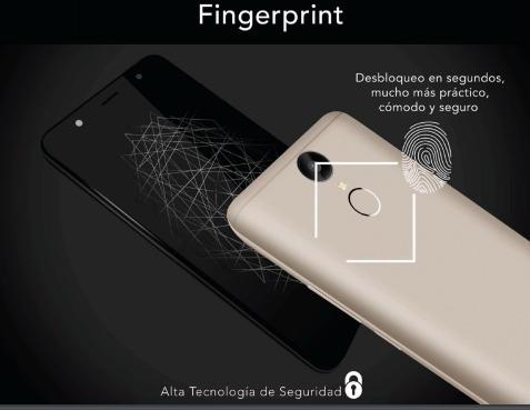 celular aiwa z9 plus 5.5 huella 2gb 16 gb 16mpx wif 4g oro