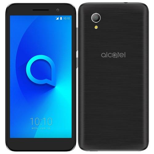 celular alcatel 1 preto tela 5 4g 8gb preto dual chip 5033j