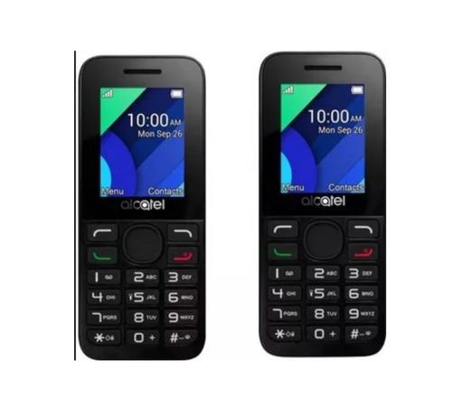 celular alcatel 1054 d teclado camara linterna liberado new
