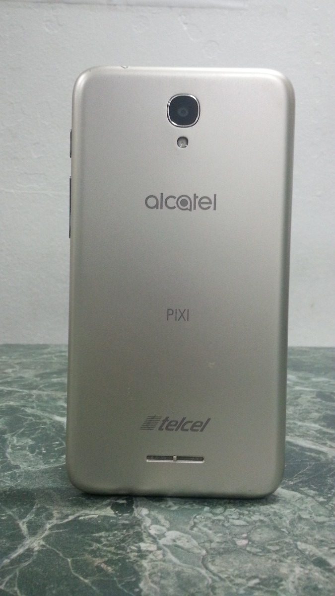 Celular Alcatel 5012g Telcel 33752 - $ 1,800.00 en Mercado Libre