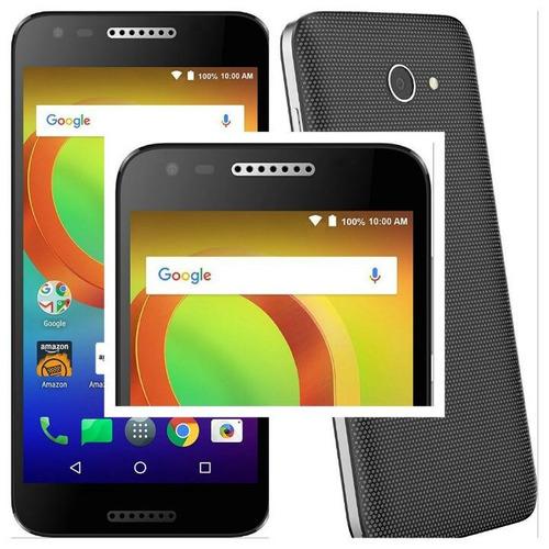 celular alcatel a30,16gb, 2gb ram, 8mp + envio gratis