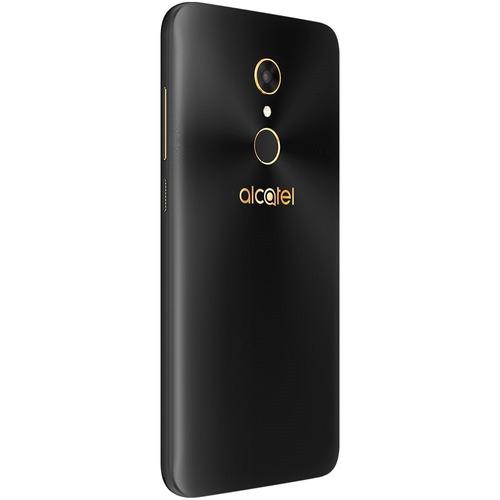 celular alcatel a7 preto 4gb/32gb octa-core android 7 5090i