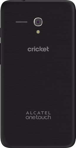 celular alcatel flint dal5001 16gb negro nuevo + baston