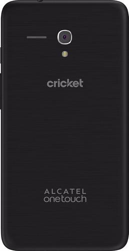 celular alcatel flint dal5001 16gb negro nuevo + funda