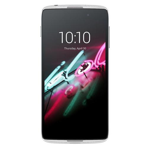 celular alcatel idol 3 4.7'', 4g lte, quad core, 13mp, plata