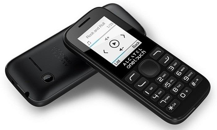 2a5a6755e8b Celular Alcatel One Touch 1052d Negro Orl - $ 1.681,02 en Mercado Libre